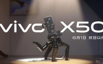 vivo X50 Pro to come with gimbal-like stabilization, thanks to new camera tech