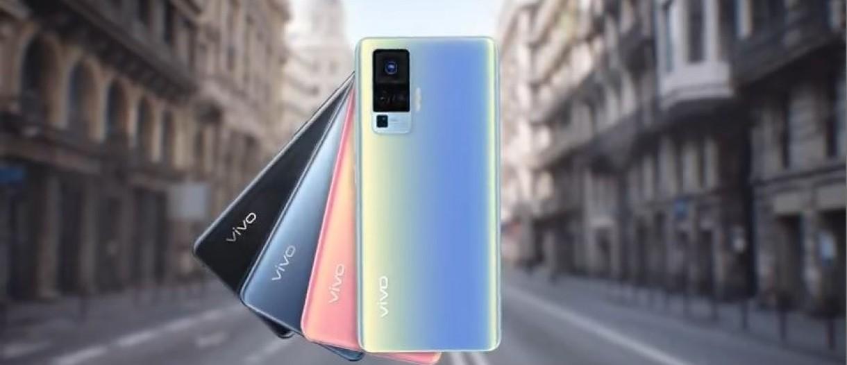В Vivo X50 будет Snapdragon 765G, фронтальная камера на 32 Мп и многое другое