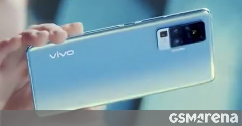 New vivo X50 Pro promo video and multiple images surface