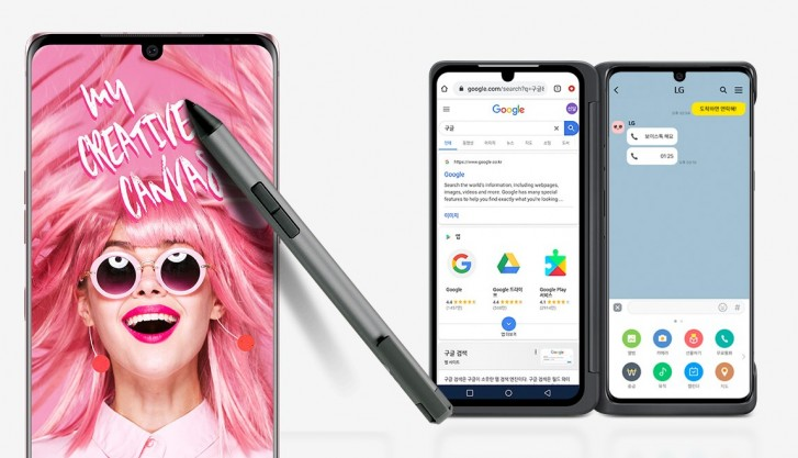 Weekly poll: LG Velvet is rugged and has a stylus, but does it have a future?