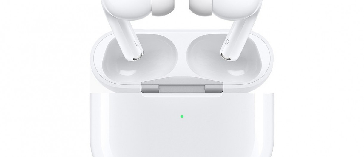 Apple Sends Mysterious Update To The Airpods Pro Gsmarena Com News