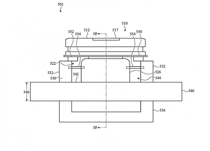 Apple patents a way to make buttons thinner while providing programmable feedback
