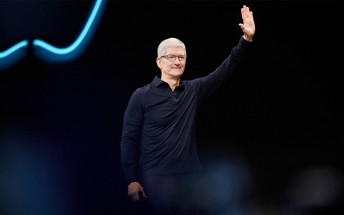 Apple CEO speaks up against racism