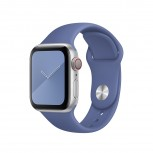 Apple Watch sport band: Linen Blue