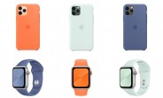 Apple unveils iPhone 11 silicone cases and Watch sport bands in new summer colors