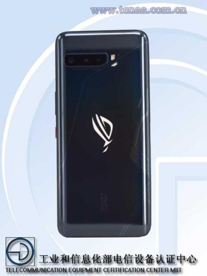 Bocoran penampakan Asus ROG Phone 3.