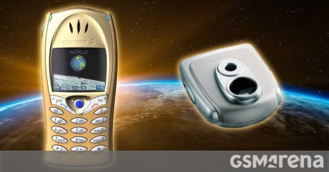 Flashback: (Sony) Ericsson T68 and the add-on camera that made it famous