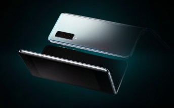 Infographic details the Samsung Galaxy Fold 2 features and its chief rivals