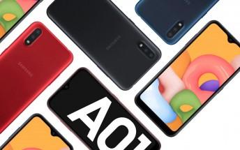 Samsung unveils Galaxy M01 as Galaxy M11 arrives in India