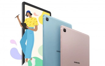 Samsung launches Galaxy Tab S6 Lite in India