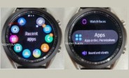 Samsung Galaxy Watch 3 appears in new photos, this time it's powered on