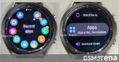 Samsung Galaxy Watch 3 appears in new photos, this time it's