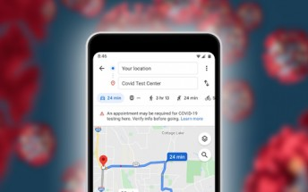 Google Maps brings COVID-19-related updates to navigation