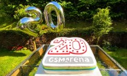 GSMArena.com turns 20, happy birthday to us!