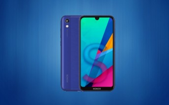Honor 8S 2020 launched in the UK,  a £100 phone with GMS