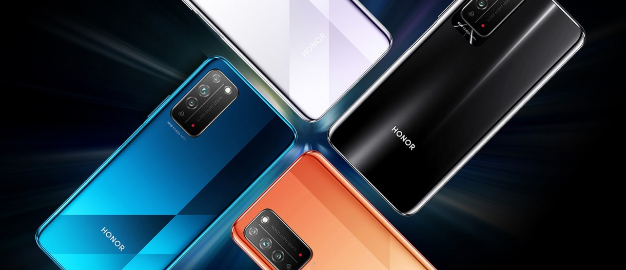 Honor to launch X10 Max, X10 Pro in the near future - GSMArena.com ...