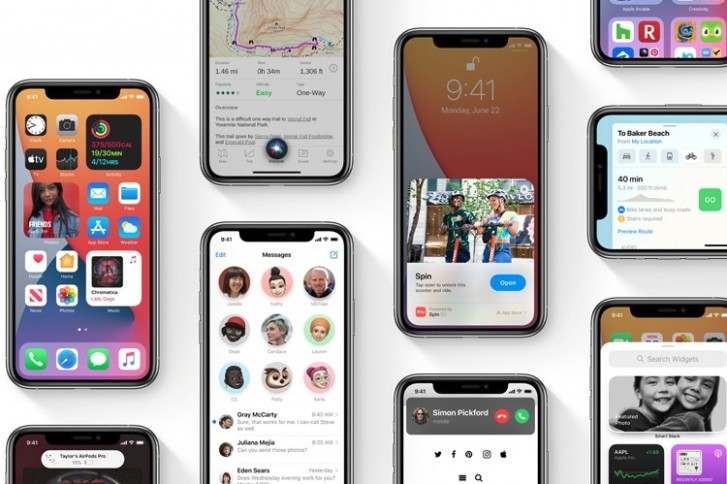 Hot take: iOS 14
