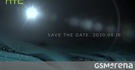 HTC Desire 20 Pro Launch Date announced; Releasing on June 16