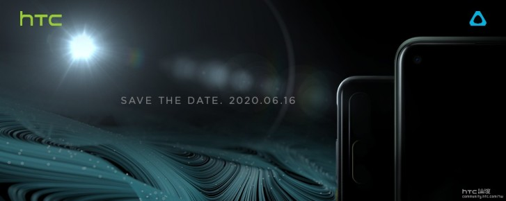 HTC Desire 20 Pro gets official on June 16