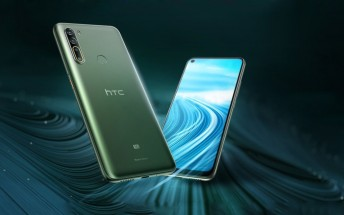 HTC U20 5G  and Desire 20 Pro also announced