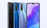 Huawei Enjoy 20 Pro announced: 90Hz screen, Dimensity 800 SoC and 48MP triple camera