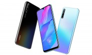 "Huawei P Smart S announced: Kirin 710F SoC, 6.3"" display, and 48MP triple camera"