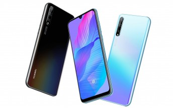 Huawei P Smart S announced: Kirin 710F SoC, 6.3