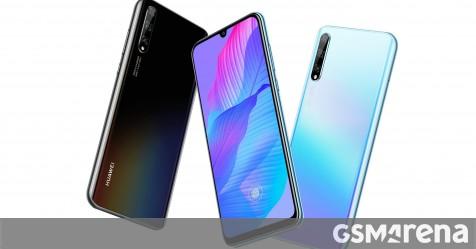 Huawei P Smart S announced: Kirin 710F SoC, 6.3″ display, and 48MP triple camera