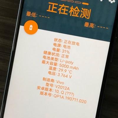iQOO Z1x battery capacity revealed