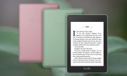 Amazon adds two new color options for the Kindle Paperwhite: Plum and Sage