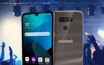 LG Harmony 4 with Android 10, dual camera and unveiled for Cricket Wireless