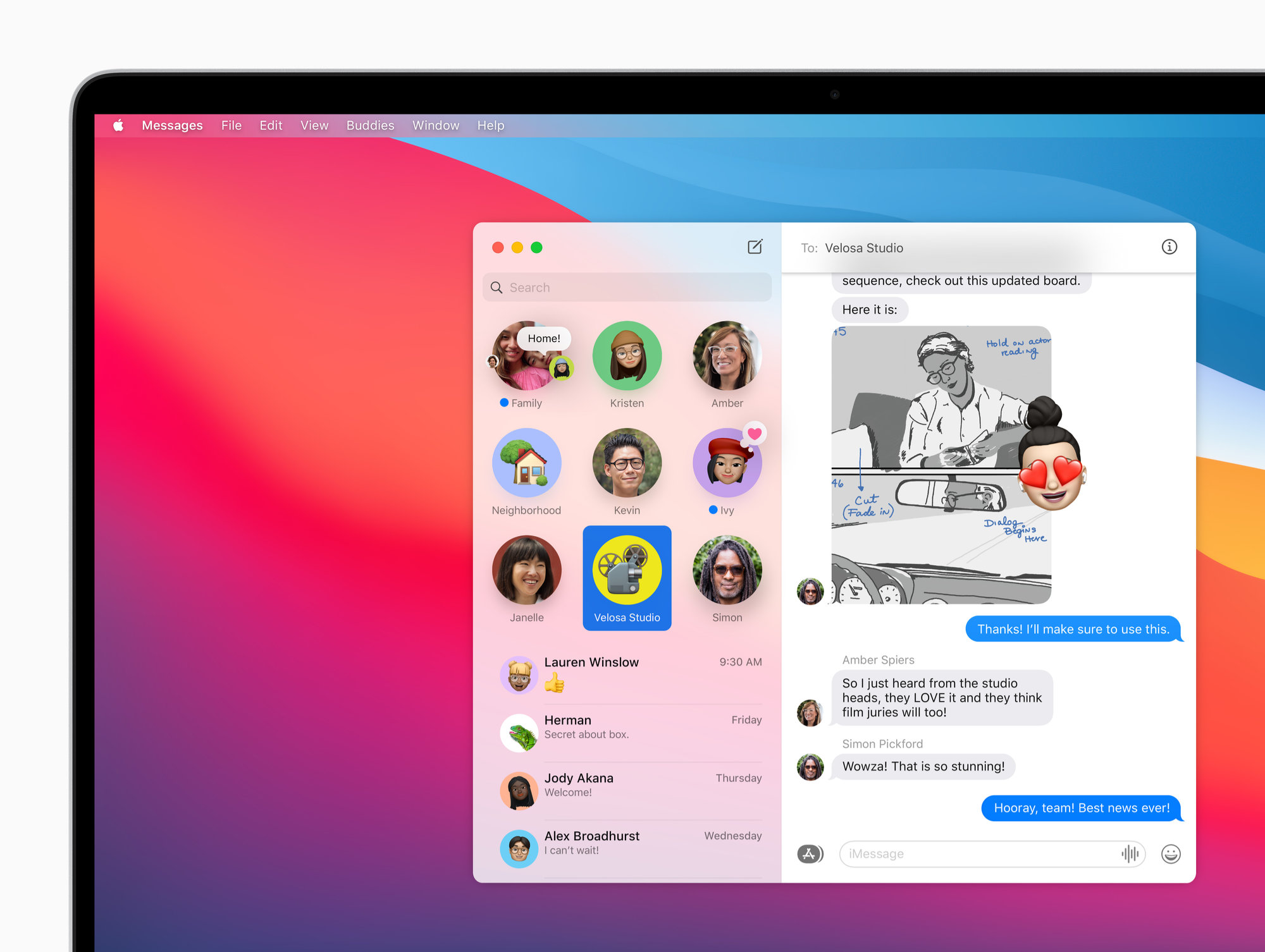 Apple Introduces Macos Big Sur With Redesigned Ui And Updated Apps Gsmarena Com News
