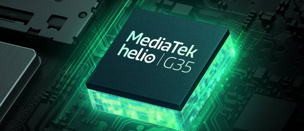 MediaTek unveils Helio G35 and G25 chipsets for gaming phones ...