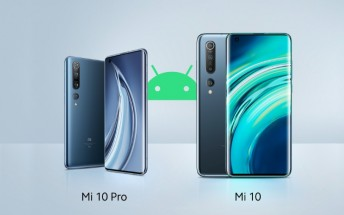 Xiaomi Mi 10 and Mi 10 Pro get stable MIUI 12 update in China