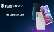 Motorola One Fusion+ arrives in India, sales begin June 24