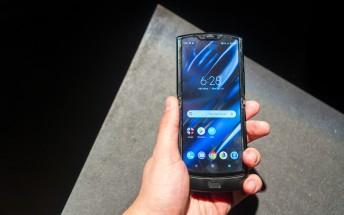 Motorola's foldable Razr is $500 off until June 21