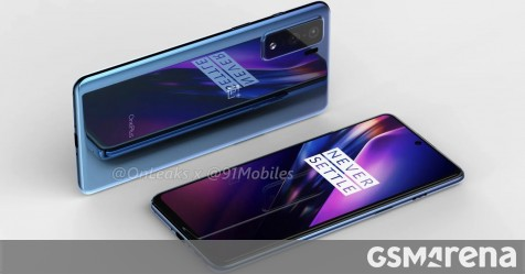 OnePlus Nord 5G (aka OnePlus Z) may have four cameras on its back