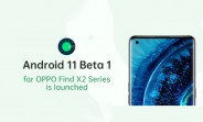 Oppo Find X2 series gets Android 11 beta