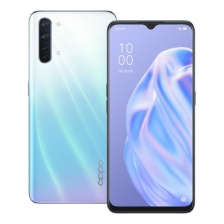 Oppo Reno3 A in White
