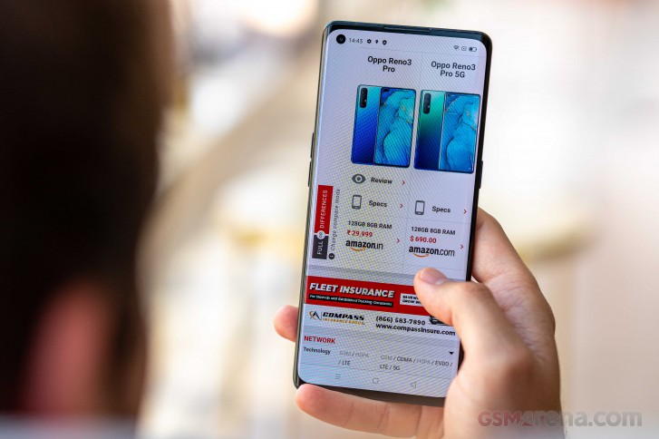 Oppo Reno3 Pro 5G in for review