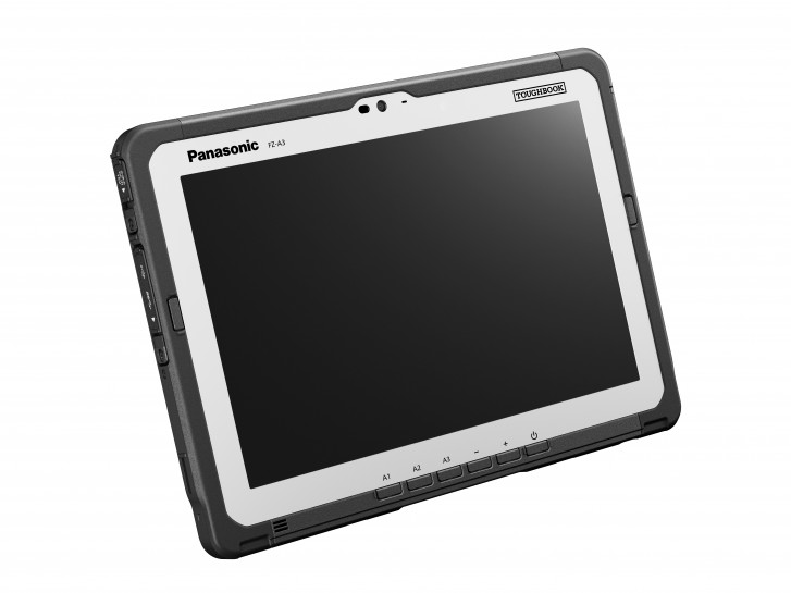 Panasonic Toughbook A3 is a rugged 10-inch Android tablet with swappable batteries