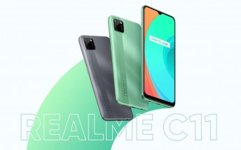 Realme C11 is coming soon to India