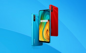 Realme C3i launched, a rebadged C3 for Vietnam