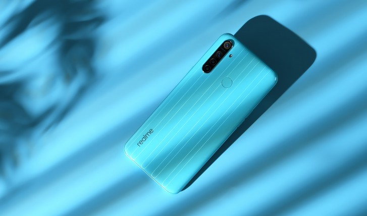 "Realme Narzo 10 in ""That Blue"" colorway coming tomorrow"
