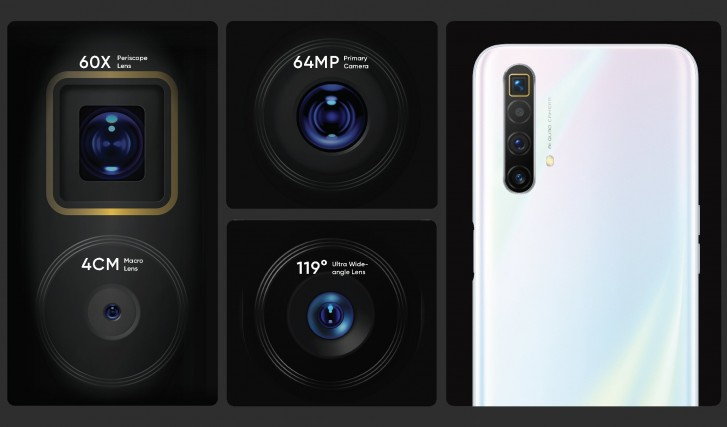 Realme X3 SuperZoom comes to India alongside Buds Q TWS