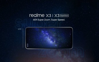 Realme X3 and X3 SuperZoom launching in India on June 25, Buds Q may tag along