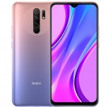 Redmi 9 in Lotus Root Powder color