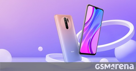 Redmi 9 arrives in China, starts at $115