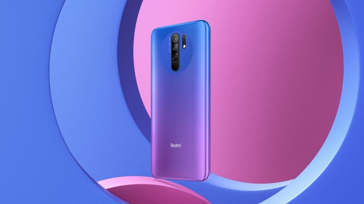 Redmi 9 arrives in China, starts at CNY799