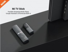 Mi TV Stick and Outdoor Watch
